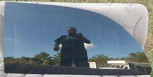 01-07 Dodge Caravan Driver Left Rear 3rd Row Vent Glass Window Tinted