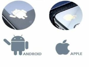 Anti Radiation Patch Sticker 99% Radiation Protection Gold-24K Apple Design