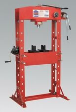 50 Ton Press Capacity Vehicle Workshop Presses