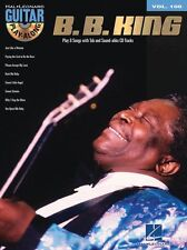 Guitar Play-Along B B King Learn to Play Sweet Sixteen TAB Music Book & CD