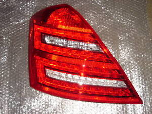 Mercedes-Benz Genuine Left Tail Light,Lamp S S550 S63 S600 S400 S65 NEW 2010+