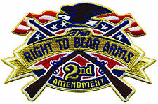 2nd Amendment - Right to Bear Arms Patch
