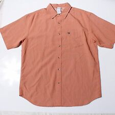 The North Face Loose Fit Short Sleeve Check Men's Casual Shirts & Tops
