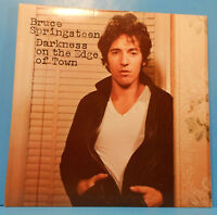BRUCE SPRINGSTEEN DARKNESS ON THE EDGE OF TOWN LP '78 GREAT CONDITION! VG+/VG+!!