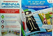SAPIENTINO LEGGIMPARA - IL CORPO UMANO