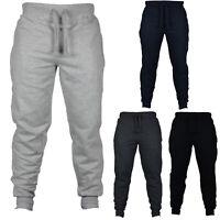 Men's Casual Plain Sports Pants Workout Sportwear Gym Joggers Trousers Weatpants