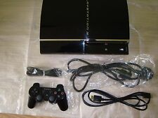Sony PlayStation 3 60 GB Black Console CECHC03 Firmware 3.55 (FW 3.55) PS3 SACD