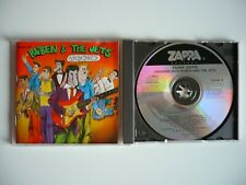 Frank Zappa Cruising With Ruben And The Jets & CD 1st Issue 1985 No Barcode ZAP4