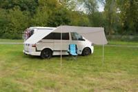 Sonnensegel Sonnenvordach VW Bus Bulli Van Keder + Ösen 510x300cm Reimo Größe L