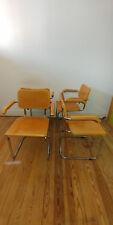 4 Stühle Freischwinger im Thonet Stil Marcel Breuer Mart Stam Bauhaus