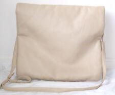 MAISON MARTIN MARGIELA Beige Leather Open Side Large Bag