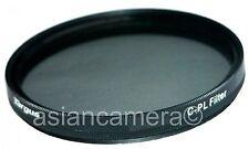 72mm CPL PL-CIR Filter For Canon 40D 50D 28-135mm Lens Targus Round Circular Pol