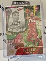 2019-20 Rui Hachimura Panini Court Kings Level 2 Rookie #129 Washington Wizards