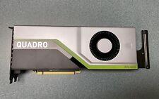 Dell / NVIDIA Quadro RTX 5000 16GB GDDR6 CUDA Professional Graphics Card