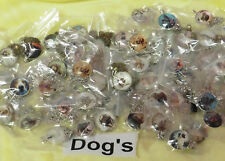 15 x Mixed DOG Pendant & Necklace Set ~ Joblot Bundle ~ New ~ Gifts ~ Resell