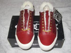 Vans Kith x Mastermind Japan OG Old Skool Reissue Brown Rust Men US Size 11