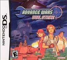 Advance Wars: Dual Strike (Nintendo DS, 2005)