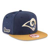 Los Angeles Rams New Era NFL 2016 Sideline Snapback 9Fifty Hat