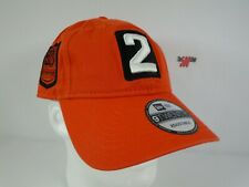 Celebrating #2 Mario Andretti 50th Anniversary 1969 Indy 500 Champion Hat Orange