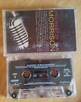 VAN MORRISON-THE BEST OF Cassette Tape Moondance Brown Eyed Girl Sweet Thing