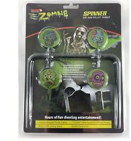 Gamo Zombie Spinner Target & stickers for 177, 22 Air Gun Pistol, Air Rifle