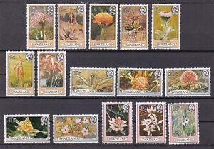 1980 Sc 346/60,set flower,MNH                 d1052