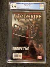 Wolverine (2003) # 68 Cover A - McNiven - CGC 9.6 White Pages - Old Man Logan