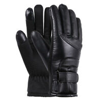 Winter Motorcycle Motorbike Heated Glove Warm Electric Waterproof Gloves Riding