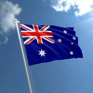 Australian Flag Multiple Sizing Available