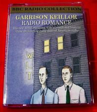 Garrison Keillor Reads WLT: A Radio Romance BBC 2-Tape Audio Book