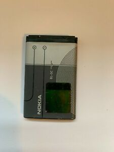 Nokia BL-5C BL5C Battery Original Genuine C2 01 02 03 06 C1 7600 N70 1100 6230