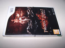PROJECT ZERO 2 - Nintendo WII - UK PAL -  NEW & FACTORY SEALED - VG COND