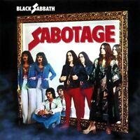 BLACK SABBATH : SABOTAGE : 180 GRAM VINYL LP BRAND NEW & SEALED