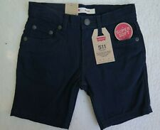 Levi's Little Boys' 511 Sueded Blue Shorts - Size 6 REG - NWT - MSRP$40.00