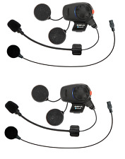 SENA SMH5 MOTORCYCLE BLUETOOTH® STEREO HEADSET/COMMUNICATOR/INTERCOM DUAL KIT