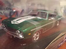 Classic Metal Works 1:24 1969 Chevy Yenko/SC Camaro 427 Damaged Box !