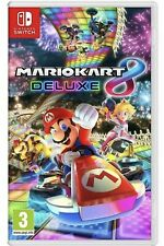 Mario Kart 8 Deluxe - Nintendo Switch Brand New Sealed