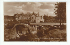 Carr Bridges And Hotel Great North Road 1929 Real Photograph Stubbs Crouch End