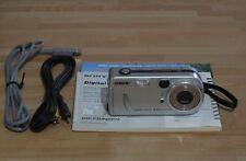Sony DSC-P32 3.0MP Digital Camera +  Very Good Condition + Great Camera