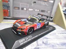 BMW Z4 GT4 Roal 24h Nürburgring 2015 #20 Baumann Schubert Resin Minichamps 1:43