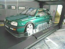 VW Volkswagen Golf GTI MkIII 3 vr6 1996 verde Green met. norev 188437 rar 1:18