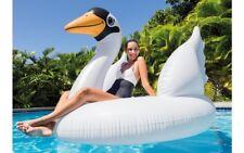 INTEX Isla de baño Cisne Nadar Cubierta Piscina Lounge Cama de agua 56287eu