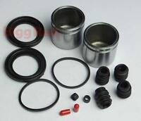 FRONT Brake Caliper Seal & Piston Repair Kit (2) for HONDA PRELUDE (BRKP112)