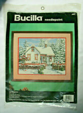 "Bucilla / Erin Dertner ""Winter Haven"" Needlepoint Kit"