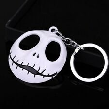 Jack Skellington Nightmare Before Christmas Enamel Keyring Keychain Gift Bag