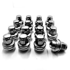 20 X M12 X 1.25 Ccorona/manillar de rueda de pernos y taquillas Plata 24 Mm Rosca