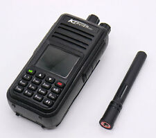 KERUIER DM-890 Plus Digital Mobile Radio VHF 136-174MHz 5W DMR FM Two Way Radio