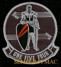 VF-154 BLACK KNIGHTS SQUADRON PATCH F-14 US NAVY PIN UP USS PILOT CREW F-4 14