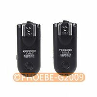 Yongnuo RF-603C II C1 Wireless Remote Flash Trigger for Canon 60D 650D 550D 5DII