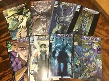 Neon Cyber #1-8 (Image/09147) comic book complete set lot of 8